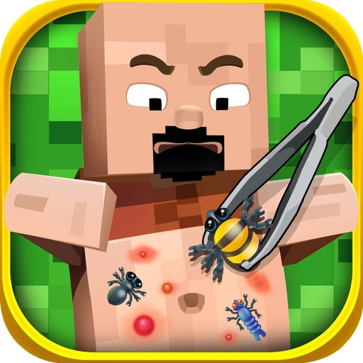 Block Doctors Hospital Craft Salon - Pocket Mine Edition