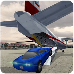 Airplane Pilot Car Transporter 3D – Aircraft Flying Simulation Game