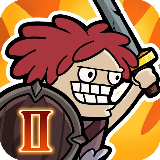 Clumsy Knight 2 : The Shadow of Kingdom