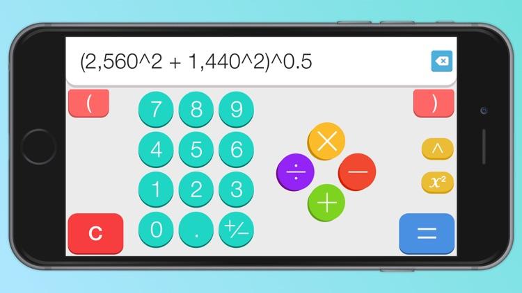 MathJoy – The Friendly Calculator screenshot-3