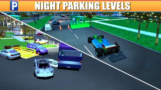 shopping mall car parking simulator auto renn spiele kostenlos im app store. Black Bedroom Furniture Sets. Home Design Ideas
