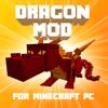Dragon Mod For Minecraft PC - BlueGenesisApps Cover Art