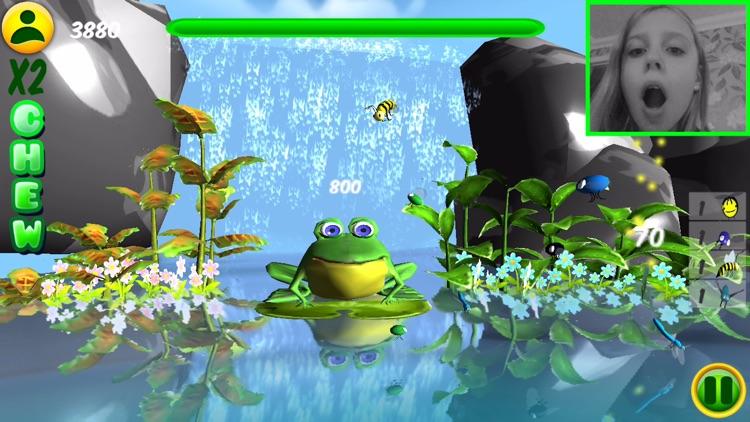 FrogFace AR Free screenshot-0