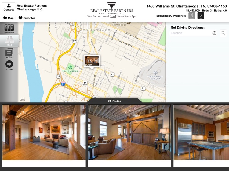 Chattanooga Homes for Sale for iPad screenshot-3