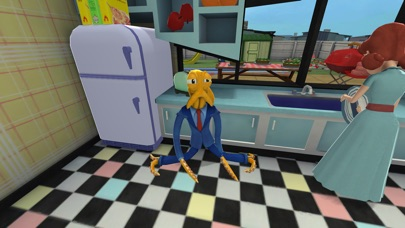 Screenshot for Octodad: Dadliest Catch in United States App Store