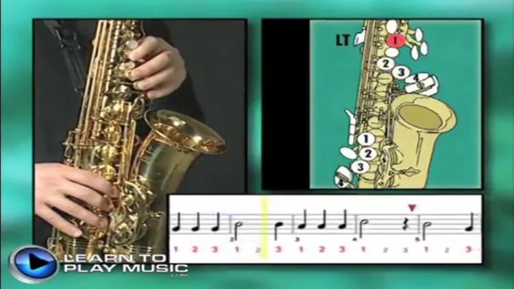 Teach Yourself To Play Saxophone screenshot-3
