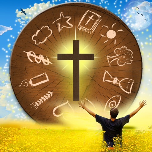 Bible Wheel - Random Quotes & Teachings of Wisdom