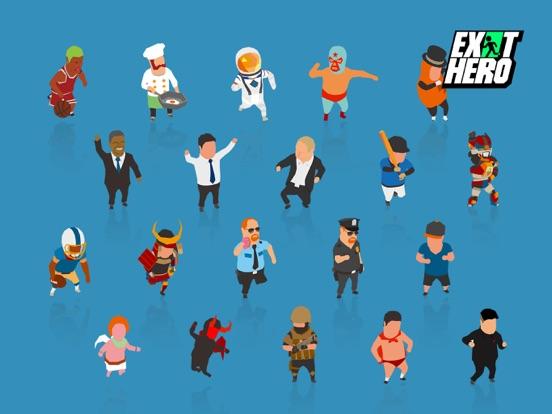 エグジットヒーロー (Exit Hero)のおすすめ画像4