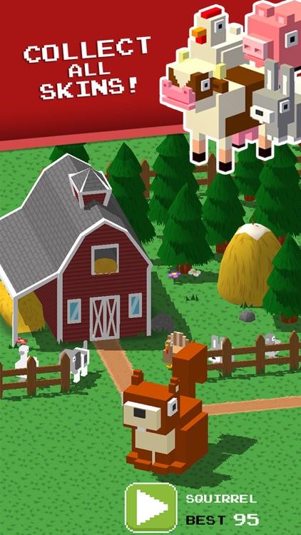 Crossing Hopper: Hay Farm