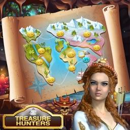 Desert Treasure Hunt Adventure Games