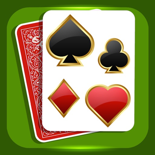 Russian Gold Solitaire - The Best Solitary VIP Card Journey icon