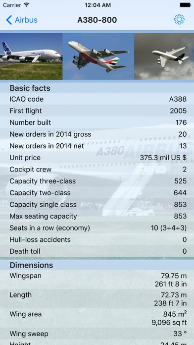 Encyclopedia of Airliners Proのおすすめ画像1