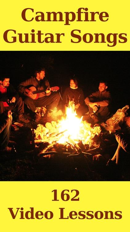Campfire Guitar Songs by Tony Walsh
