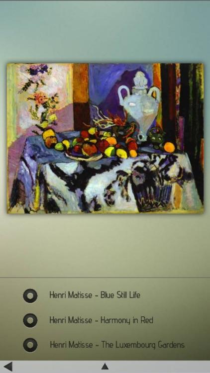 Matisse Art Gallery screenshot-4