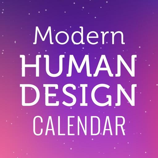 Modern Human Design Calendar