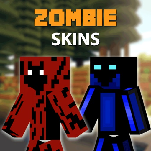 Zombie Skins Lite Creative Collection For Minecraft PE PC By Apx Web - Skins para minecraft pe zombie
