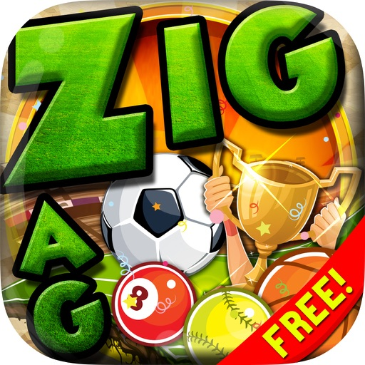 Words Zigzag : At the Sports Crossword Puzzles Free with Friends