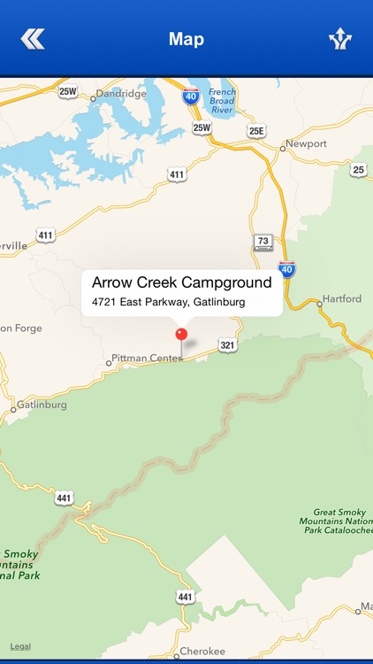 Tennessee Campgrounds & RV Parks screenshot-4