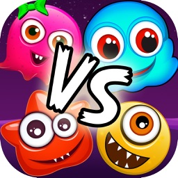 Madagascar Versus Online -  New Multiplayer Match 3 Puzzle Game with Monster Matching Battle