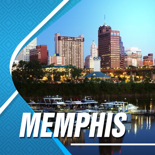 Memphis City Offline Travel Guide icon