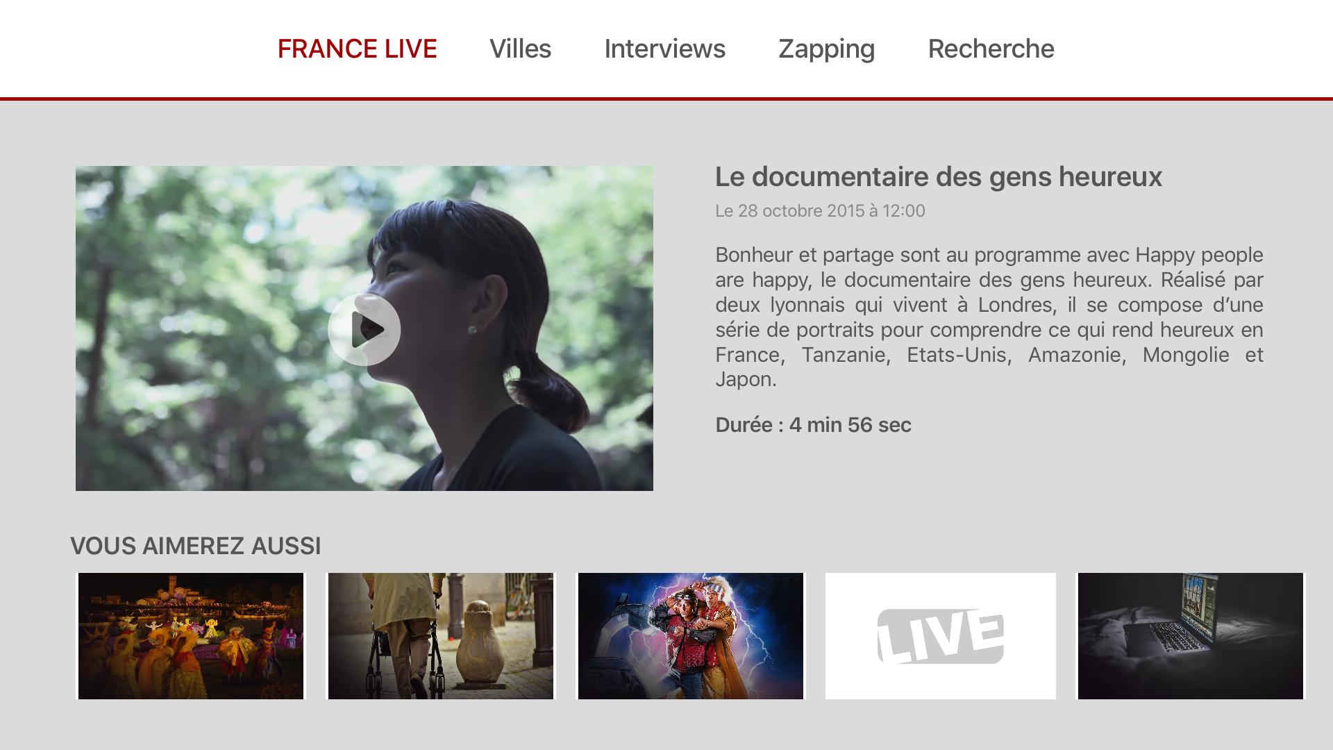 France Live : ceux qui font bouger les villes screenshot 17