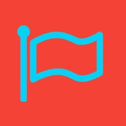 Flag Image Blender