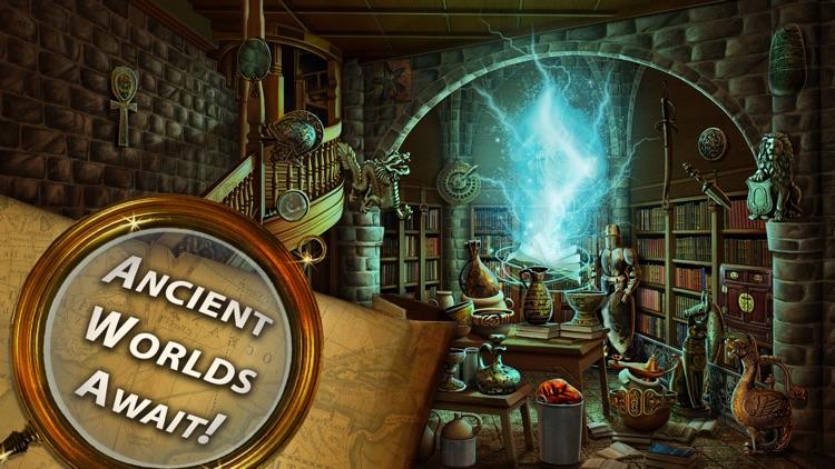 Secret Passages: Hidden Objects screenshot-3