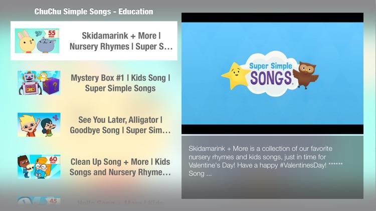Chu Chu TV Songs