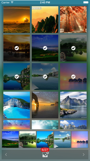 iPicBox - Safe Photo Vault Screenshot