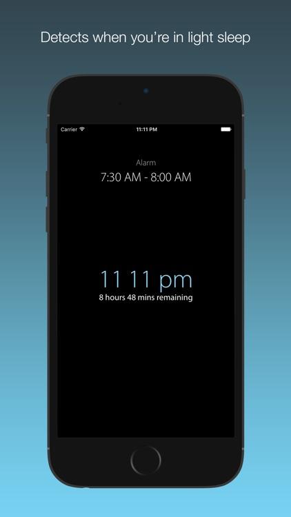 Sleep Time zZz — Sleep Cycle Alarm Clock with Sleep Aid (Free) screenshot-3