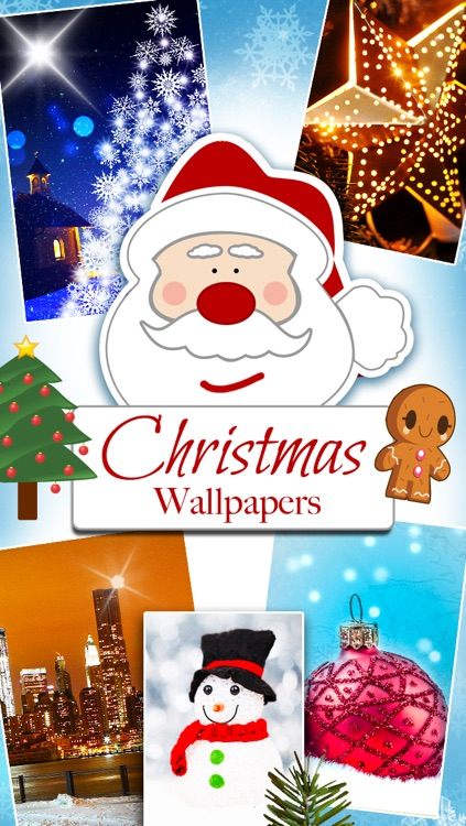 Christmas Backgrounds and Holiday Wallpapers - Festive Motifs
