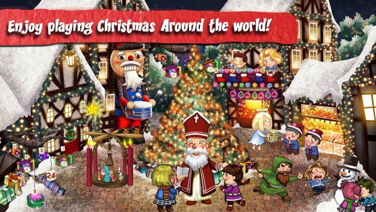Best Christmas App for Toddlers and kids