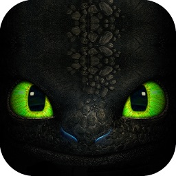 Classic Train Your Dragon Tap Game 3D