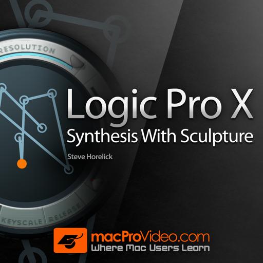 Sculpture Course For Logic Pro