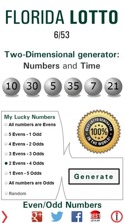 Lotto Winner for Florida Lottery screenshot-4