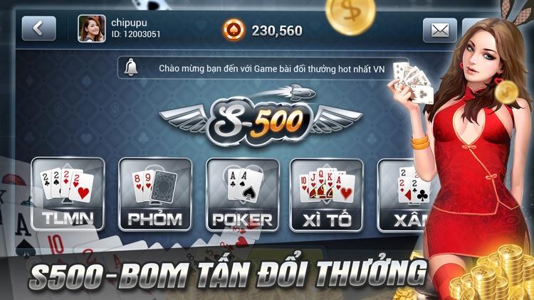 S500 - Game Bài Đổi Thưởng screenshot-3