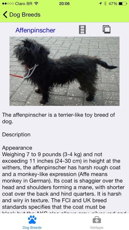 Dog Breeds App