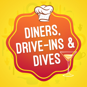 Great App for Diners Drive-ins & Dives Locations app