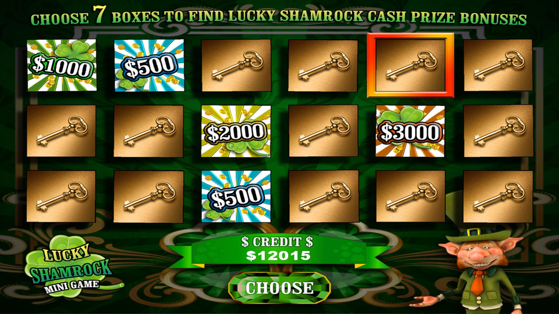 Crock O'Gold Slots TV screenshot 4