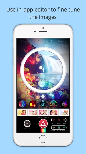 Pic Effects Editor - Pictures/Photos Funny Creator for Path