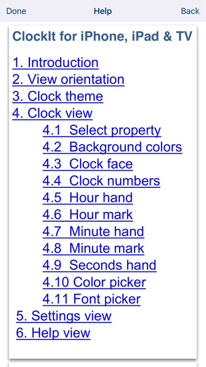 ClockIt - create & share clock screenshot-4