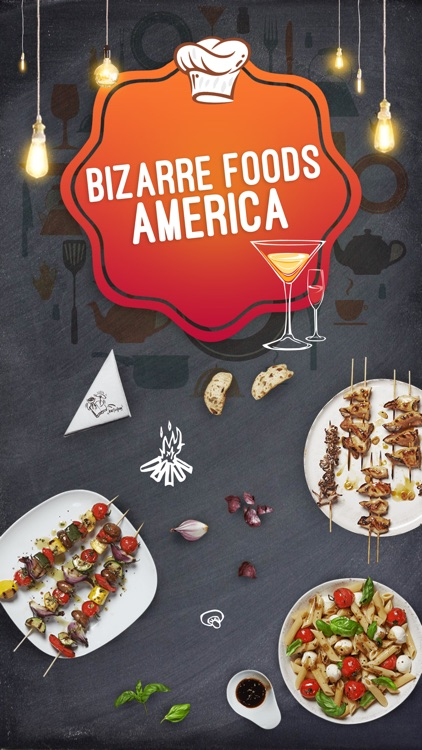Bizarre Foods America Restaurants screenshot-0