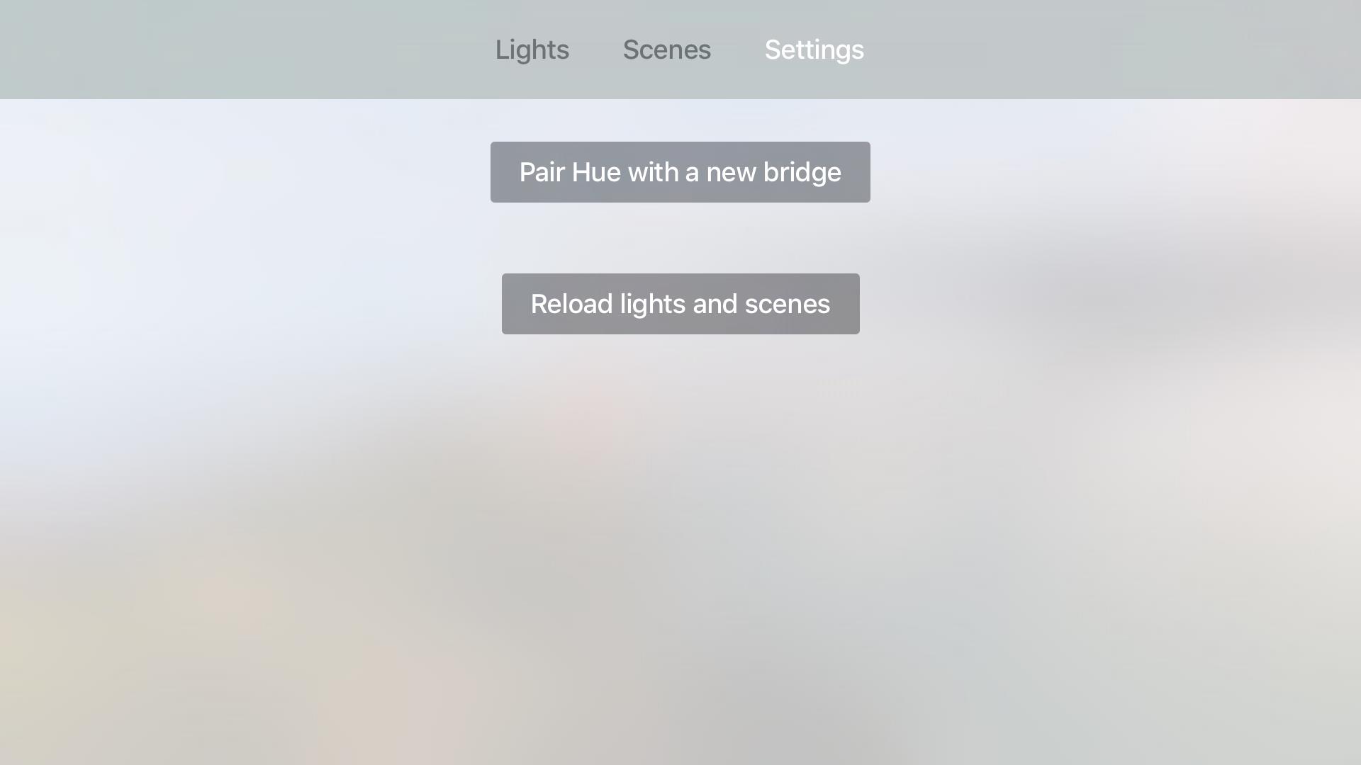 Hue TV - Control your lights screenshot 3