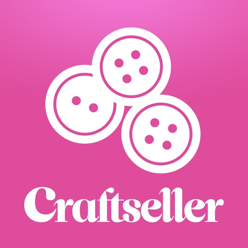 Craftseller Magazine: Great crochet, knitting and sewing project ideas for you to sell on Etsy, at fairs and online icon