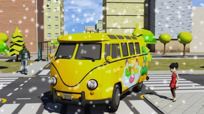 download Winter School Bus Parking Simulator apps 1