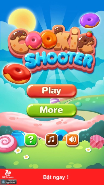Amazing Bubble Shooter Deluxe Chef