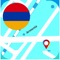 Armenia Navigation 2016 is a local navigation application for iOS with user-friendly interface and powerful function