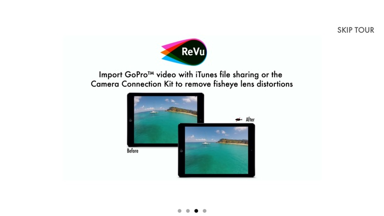 ReVu Video Editor - Record Zoom and Pan Interactions to Make a New