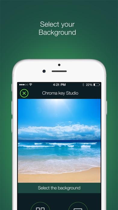 Green Screen App - (A Chroma key Studio Pro) - Real time
