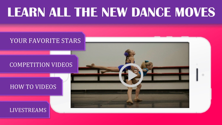 Dance Secrets Pro - Learn Your Favorite Dance and Gymnastics Move From The Stars screenshot-4